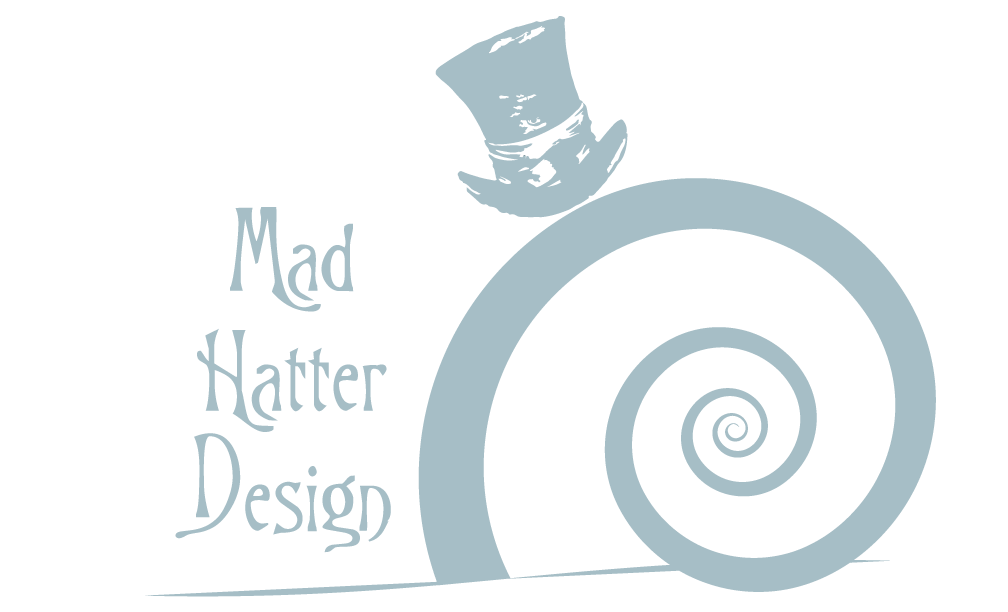 Logo Mad Hatter Design